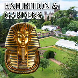Exhibition and Gardens