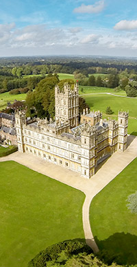 Highclere Castle Summer 2020 Admission Tickets