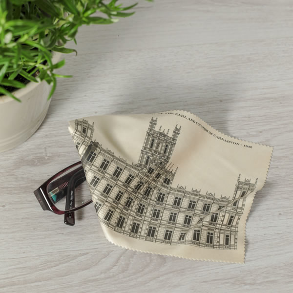 Architectural Stye Lens Cloth