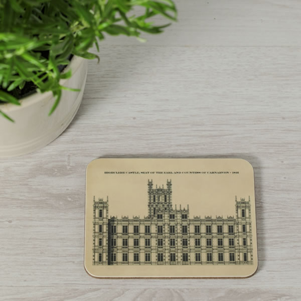 Architectural Style Coaster