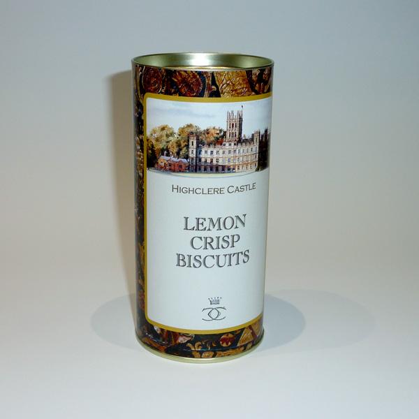 Biscuits - Lemon Crisp