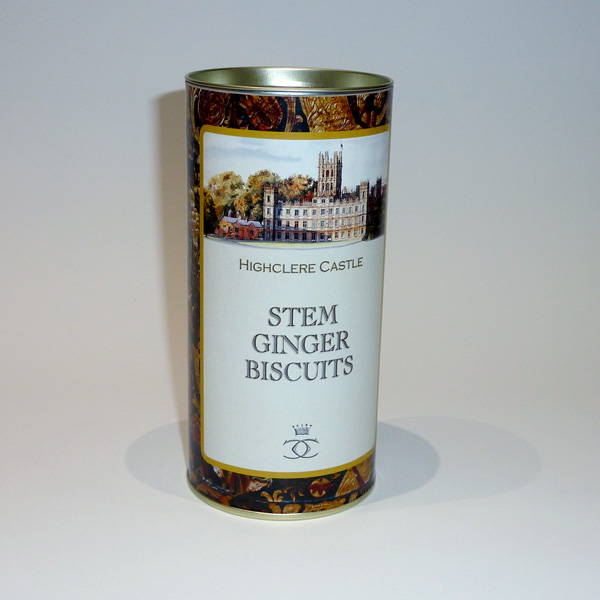 Biscuits - Stem Ginger