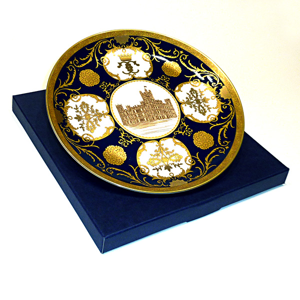 Signature Highclere Castle Plate