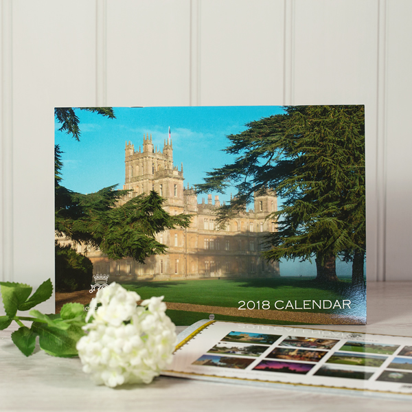 Highclere Castle Calendar 2018