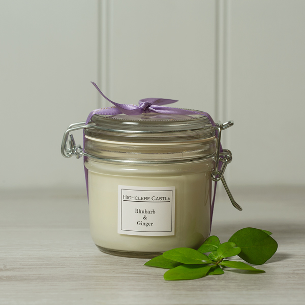 Rhubarb and Ginger Candle