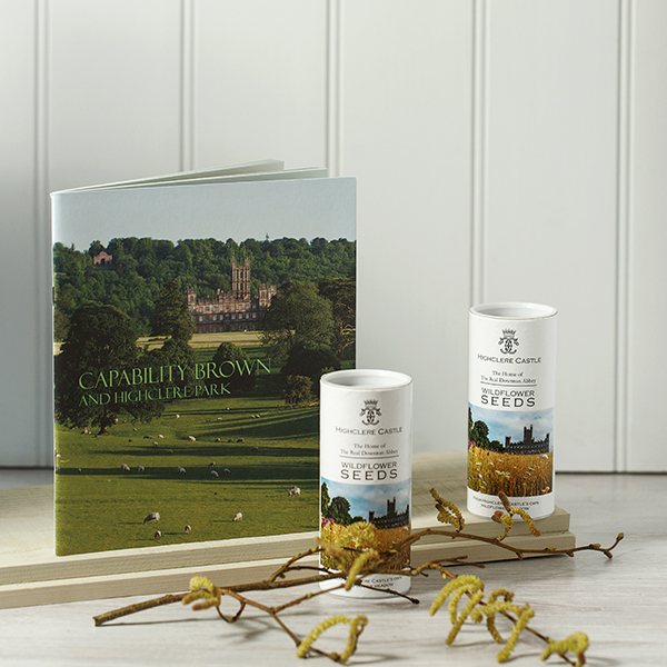 Capability Brown and Highclere Park