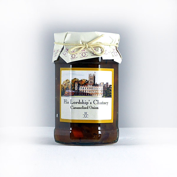 His Lordship's Caramelised Onion Jam