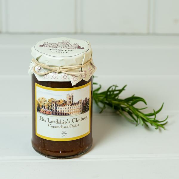 His Lordship's Caramelised Onion Jam