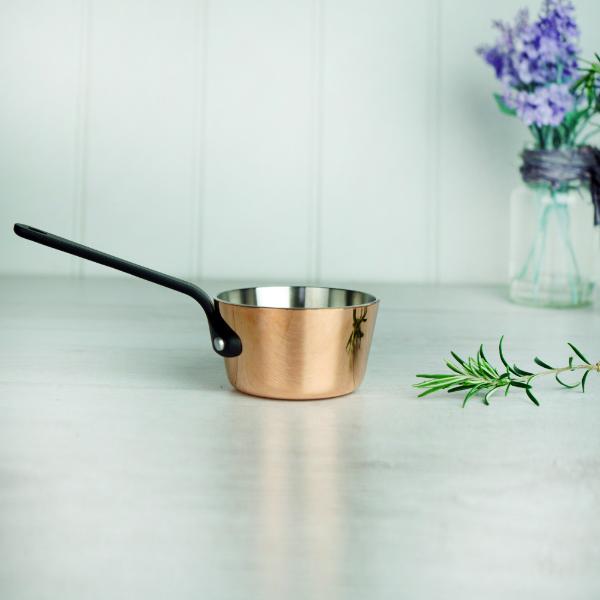 Copper Saucepan - XS