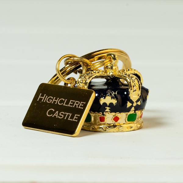 Crown Keyring