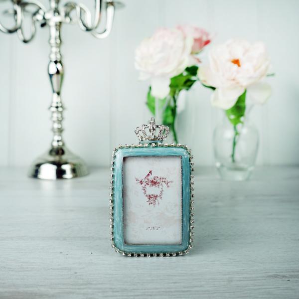 Decorative Frame - turquoise