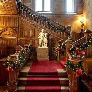Castle Tours, Carols and Magic, Tue 18th December