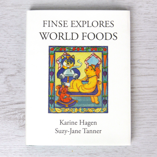 Finse Explores World Foods