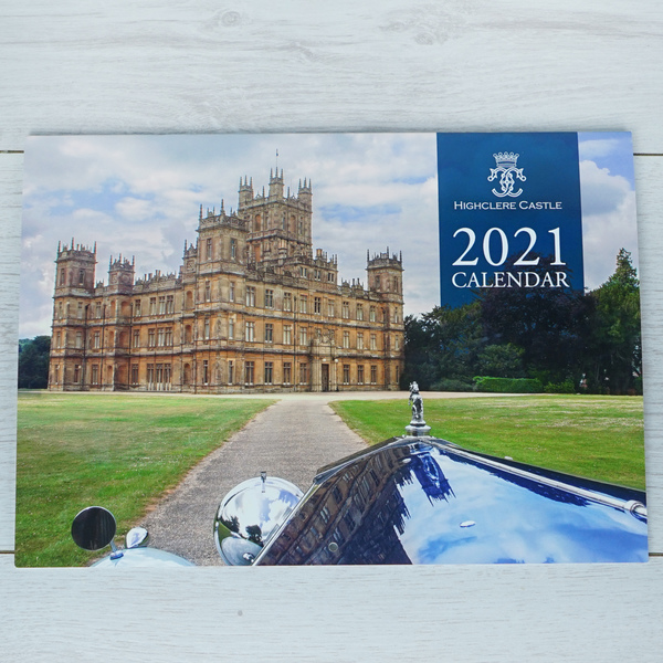 Highclere Castle Calendar 2021