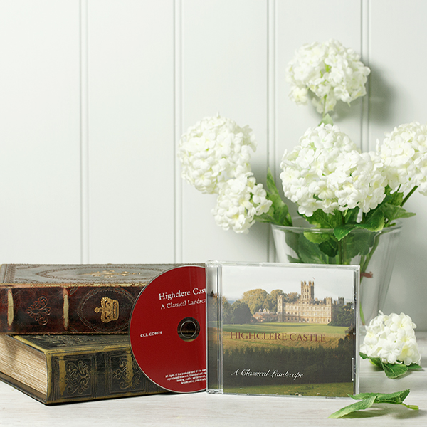 "Highclere Castle ""Classical Landscape"" CD"