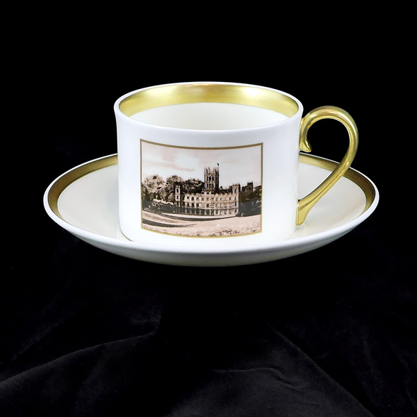 Highclere Castle Cup & Saucer