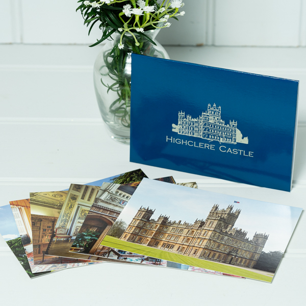 Highclere Castle Postcard Pack
