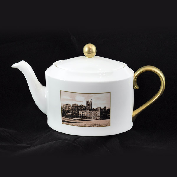 Highclere Castle Teapot