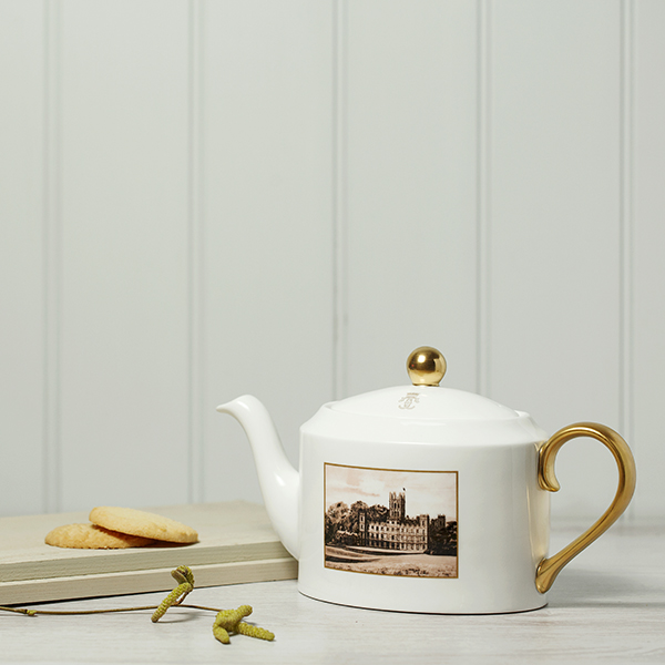 Highclere Castle Teapot