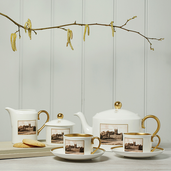 Highclere Castle Teaset