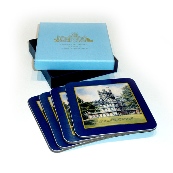 Boxed Set of Coasters