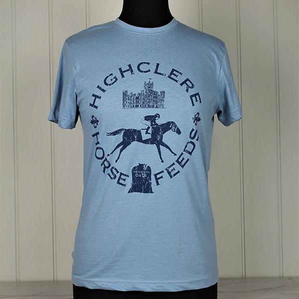 Highclere Horsefeeds T-shirt