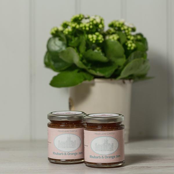 Rhubarb and Orange Jam
