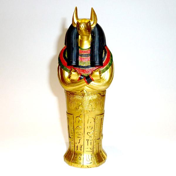 Anubis Mummy Case - large