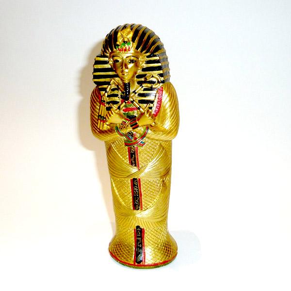 Tutankhamun Mummy Case - large