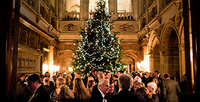 Evening Tours, Champagne & Carols. 11/17 December