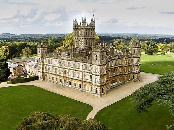 Highclere Castle Online Ticket Sales and Gift Shop, the Real ...