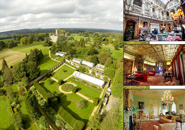 Image gallery highclere castle for Downton abbey tour tickets