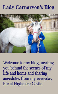 Lady Carnarvon's blog...