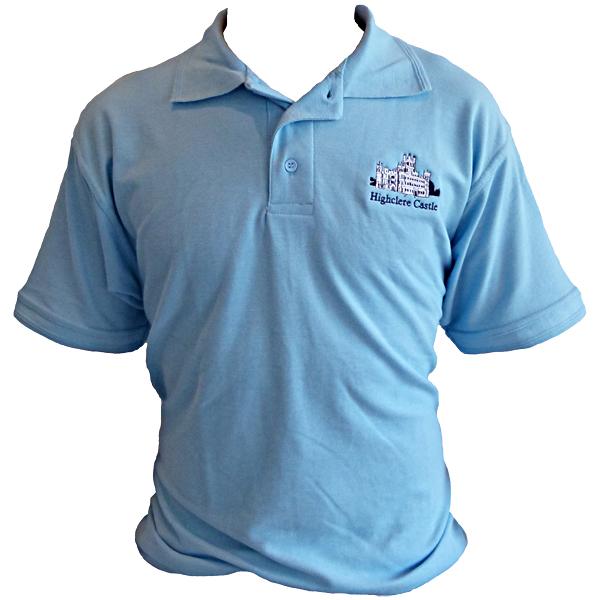 Polo Shirt - Sky Blue - Small