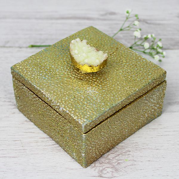 Shagreen Trinket Box