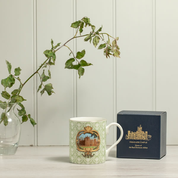 Signature Bone China Mug