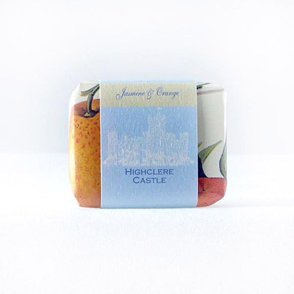 Soap - Jasmine & Orange - Small