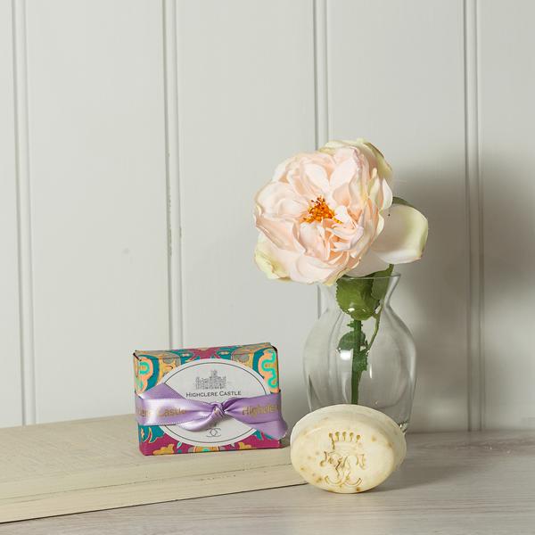 Highclere Castle Lavender Soap