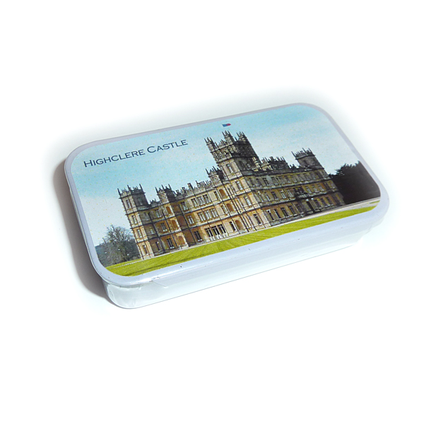 Sugar Free Mints - view of Highclere Castle
