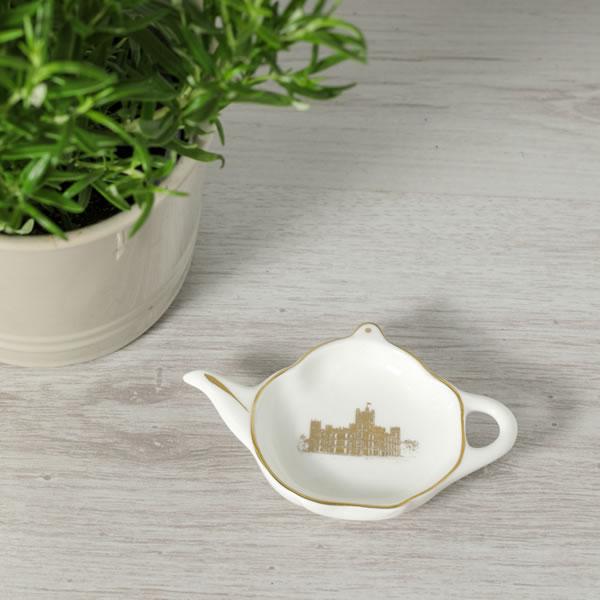 Bone China Teabag Tidy