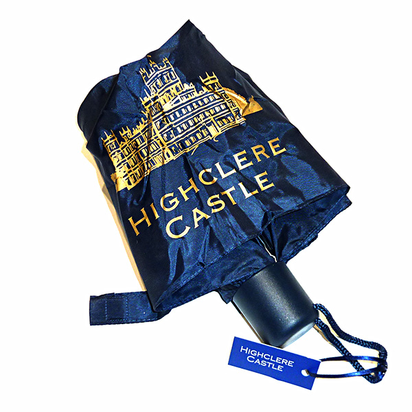 Telescopic Highclere Castle Umbrella