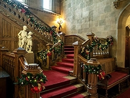 Winter Castle Opening: Saturday, 8th December 2018