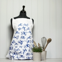 "Highclere ""Tiles"" Apron"