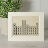 Architectural Style Print