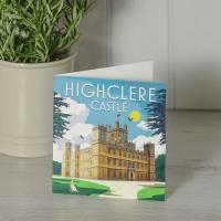 Art Deco Style Card