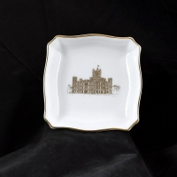Bone China Soap Dish