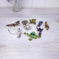 Vintage Style Brooches