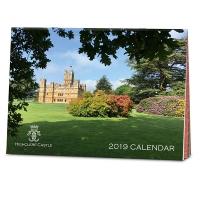 Highclere Castle Calendar 2019