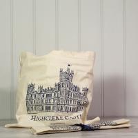 Cotton Calico Shopper bag