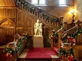 December 2018. Castle Tours, Carols and Magic, Tue 18th. SOLD OUT.